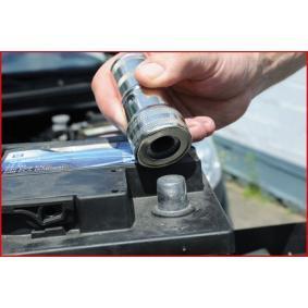 Drateny kartac, pol baterie / cisteni svorkovnice od KS TOOLS 700.1197 online
