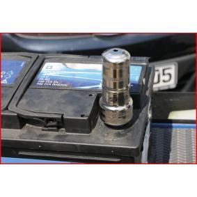 700.1197 Spazzola metallica, Pulizia poli / morsetti batteria economico