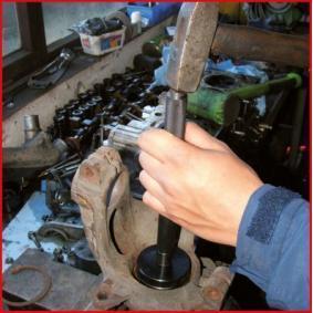 Kit piezas de empuje, extractor / embutidor de KS TOOLS 700.1350 en línea