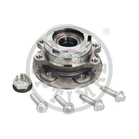 Radlagersatz OPTIMAL Art.No - 701801 OEM: 4422289 für OPEL, FIAT, VAUXHALL kaufen
