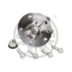 OPTIMAL 701801 Radlagersatz OEM - 402026199R NISSAN, RENAULT, DACIA günstig