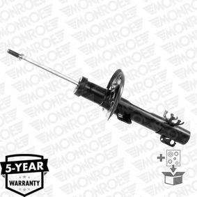 Amortiguadores (742036SP) fabricante MONROE para SEAT Ibiza IV ST (6J8, 6P8) año de fabricación 02/2012, 105 CV Tienda online
