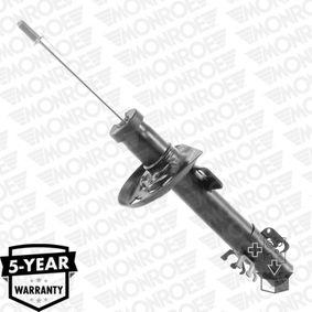 Amortiguadores (742044SP) fabricante MONROE para SEAT Ibiza IV ST (6J8, 6P8) año de fabricación 02/2012, 105 CV Tienda online