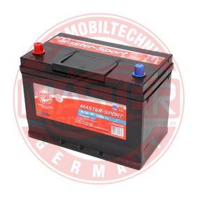 Starterbatterie MASTER-SPORT Art.No - 751008501 kaufen