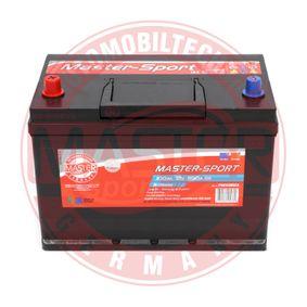Starterbatterie MASTER-SPORT Art.No - 751008502 kaufen