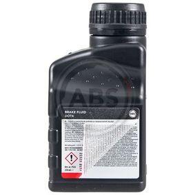 Aceite de frenos A.B.S. 7522 populares para HONDA CIVIC 1.4 (FK1, FN4) 100 CV