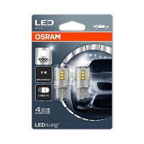 Jazz II Хечбек (GD_, GE3, GE2) OSRAM Светлини на врата 7705CW-02B
