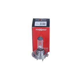 MAXGEAR Fernscheinwerfer Glühlampe (78-0010)