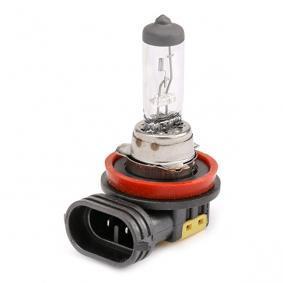 MAXGEAR Крушка с нагреваема жичка, фар за дълги светлини 78-0011