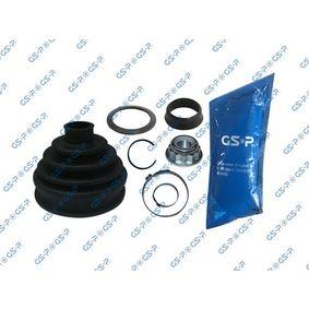 Комплект маншон, полуоска GSP (780169) за VW GOLF Цени