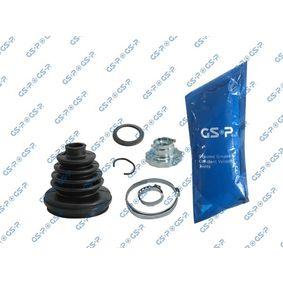 GSP 780274 Faltenbalgsatz, Antriebswelle OEM - 6Q0498203 AUDI, SEAT, SKODA, VW, VAG, VAICO günstig