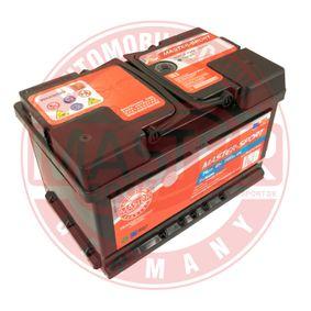 Akkumulator 780757502 MASTER-SPORT