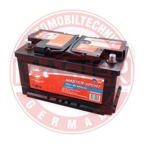 MASTER-SPORT Starterbatterie 61218381747 für BMW, MINI bestellen
