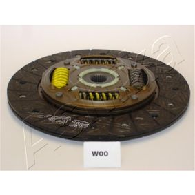 Kupplungsscheibe ASHIKA Art.No - 80-0W-000 OEM: 96408517 für OPEL, CHEVROLET, DAEWOO, PLYMOUTH kaufen