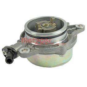 METZGER Unterdruckpumpe Bremsanlage 8010014
