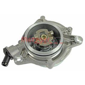 Unterdruckpumpe, Bremsanlage 8010014 METZGER