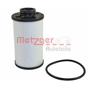 Комплект хидравличен филтър, автоматична предавателна кутия METZGER (8020005) за VW GOLF Цени
