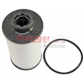 Sada hydraulickeho filtru, automaticka prevodovka METZGER (8020005) pro SKODA OCTAVIA ceny