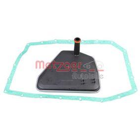 METZGER Getriebe Filter 8020010