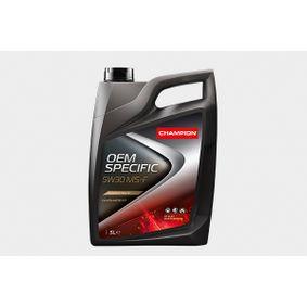 FORD KUGA Motorenöl 8209512 von CHAMPION LUBRICANTS Original Qualität