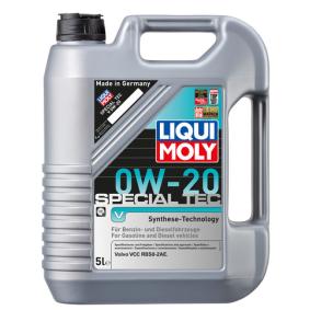Двигателно масло SAE-0W-20 (8421) от LIQUI MOLY купете онлайн