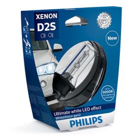 D2S für MERCEDES-BENZ, Glühlampe, Fernscheinwerfer PHILIPS (85122WHV2S1) Online-Shop