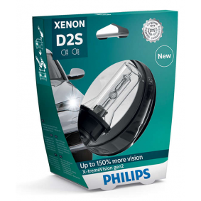 PHILIPS 85122XV2S1 Glühlampe, Fernscheinwerfer OEM - 8H0941029D AUDI, SEAT, SKODA, VW günstig