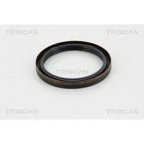 TRISCAN Tesnici krouzek hridele, diferencial 8550 10020