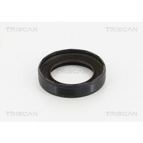 TRISCAN Радиален семеринг за вал / комплект 8550 10051