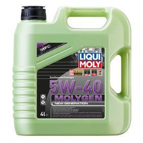 5W-40 Motorenöl LIQUI-MOLY 8578 von LIQUI MOLY Original Qualität