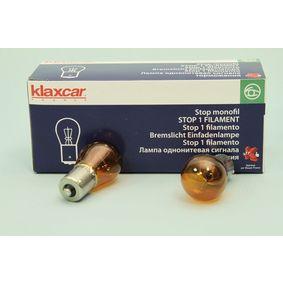 KLAXCAR FRANCE Φωτισμός πορτμπαγκάζ / χώρος αποσκευών 86272z