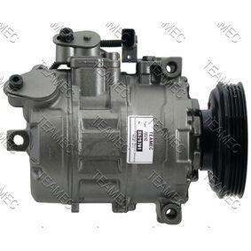 Compresor, aire acondicionado TEAMEC Art.No - 8629701 obtener