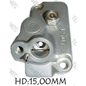 TEAMEC Compresor, aire acondicionado 8E0260805AH para VOLKSWAGEN, SEAT, AUDI, VOLVO, SKODA adquirir