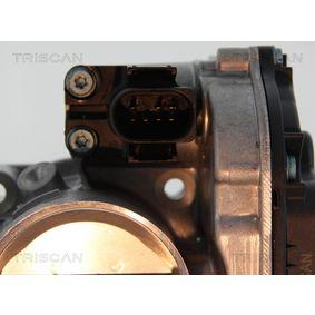 TRISCAN Drosselklappenstutzen 058133063Q für VW, AUDI, SKODA, SEAT bestellen