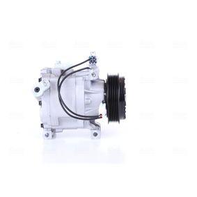 PANDA (169) NISSENS Ac compressor 89405