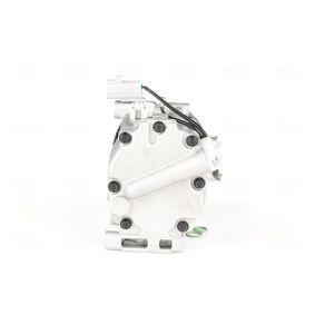 NISSENS Air conditioner compressor 89405