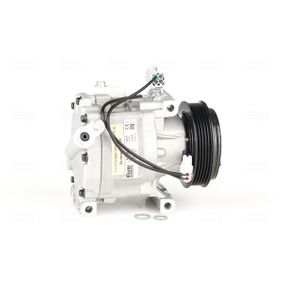 NISSENS Compressor air conditioning (89405)