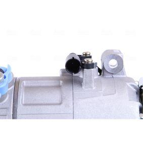 NISSENS Kompressor Klimaanlage (89483)