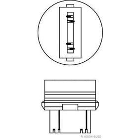 89901311 Glühlampe, Blinkleuchte von HERTH+BUSS ELPARTS Qualitäts Ersatzteile