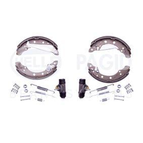 Bremsensatz, Trommelbremse HELLA Art.No - 8DB 355 003-351 OEM: 6Y0609526A für VW, AUDI, SKODA, SEAT kaufen