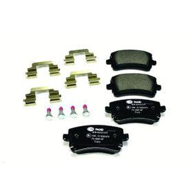 HELLA Bremsbelagsatz, Scheibenbremse JZW698451M für VW, AUDI, SKODA, SEAT bestellen