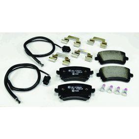 HELLA Bremsbelagsatz, Scheibenbremse 3D0698451 für VW, AUDI, SKODA, SEAT bestellen