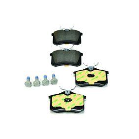 HELLA Bremsbelagsatz, Scheibenbremse 8E0698451B für VW, AUDI, FORD, SKODA, SEAT bestellen