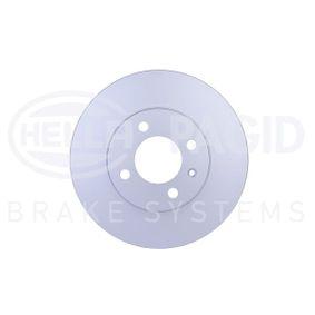 Bremsscheibe HELLA Art.No - 8DD 355 101-321 OEM: 357615301D für VW, AUDI, SKODA, SEAT kaufen