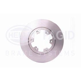 Bremsscheibe HELLA Art.No - 8DD 355 102-921 kaufen