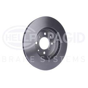 SDB100600 за HONDA, SKODA, ROVER, MG, ACURA, Спирачен диск HELLA (8DD 355 103-121) Онлайн магазин