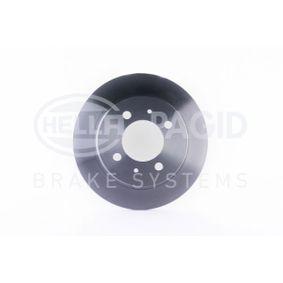 Bremsscheibe HELLA Art.No - 8DD 355 105-151 OEM: 4320658Y02 für NISSAN, INFINITI kaufen
