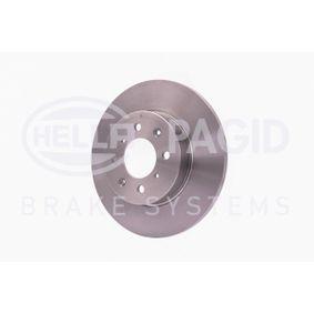 HELLA Спирачен диск SDB100500 за ROVER, MG купете