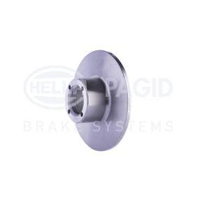 HELLA Bremsscheibe GBD806 für ROVER, INNOCENTI bestellen