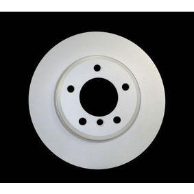 Bremsscheibe HELLA Art.No - 8DD 355 106-551 OEM: 34116855152 für BMW kaufen